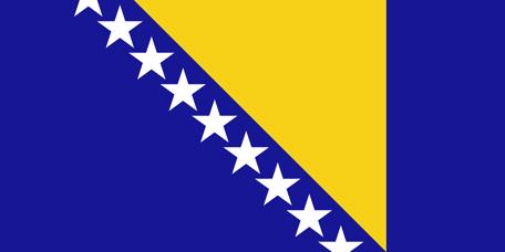 Bosnia & Herzegovina Emoji Flag