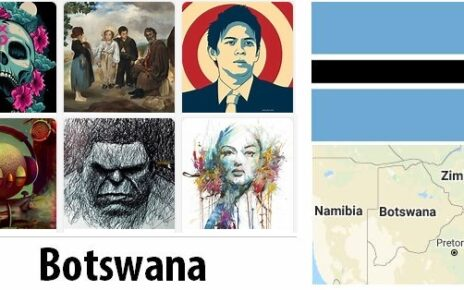 Botswana Arts and Literature