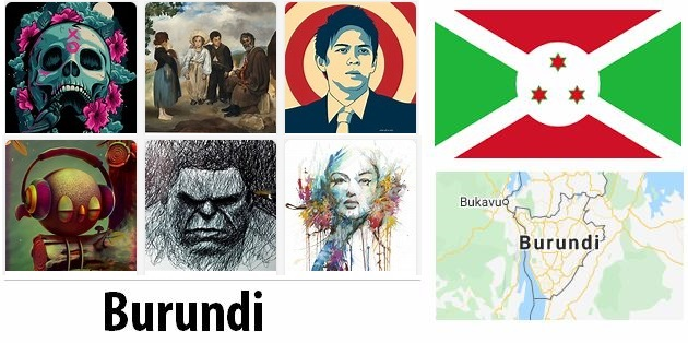 Burundi Arts and Literature