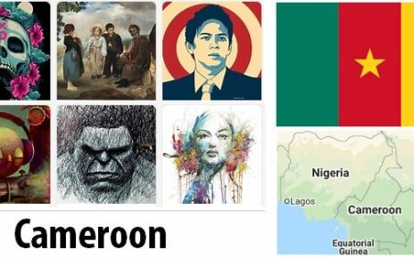 Cameroon Arts and Literature