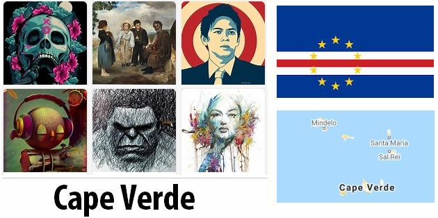 Cape Verde Arts and Literature