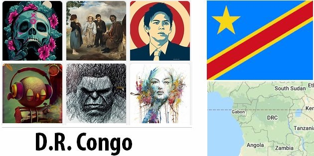 Democratic Republic of the Congo Arts and Literature