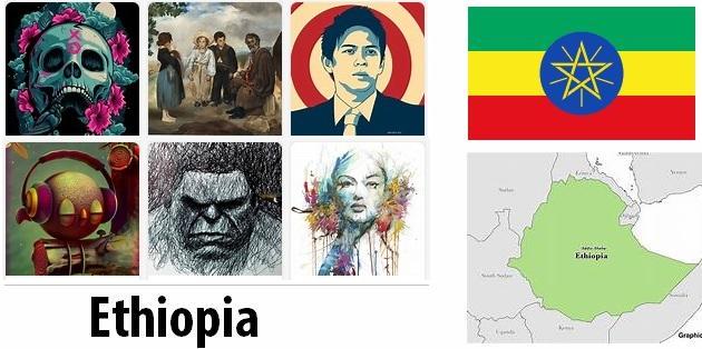 Ethiopia Arts and Literature
