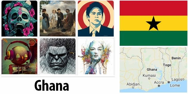 Ghana Arts and Literature