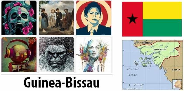 Guinea-Bissau Arts and Literature