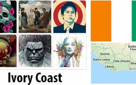 Ivory Coast Arts and Literature