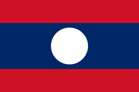 Laos Emoji flag