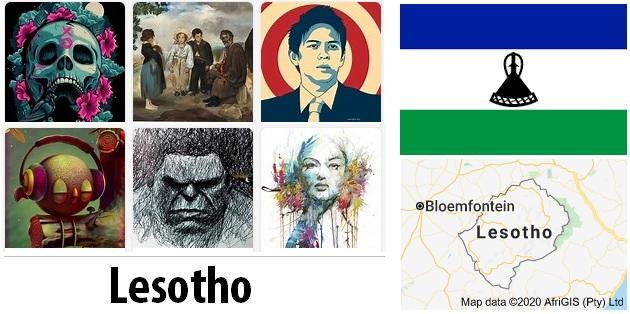 Lesotho Arts and Literature