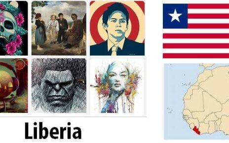 Liberia Arts and Literature
