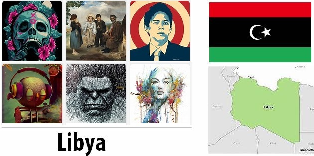 Libya Arts and Literature