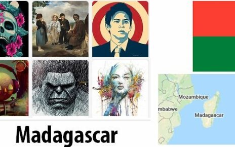 Madagascar Arts and Literature