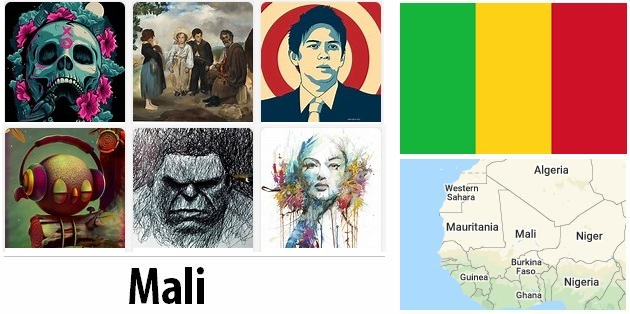 Mali Arts and Literature