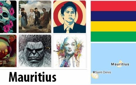 Mauritius Arts and Literature