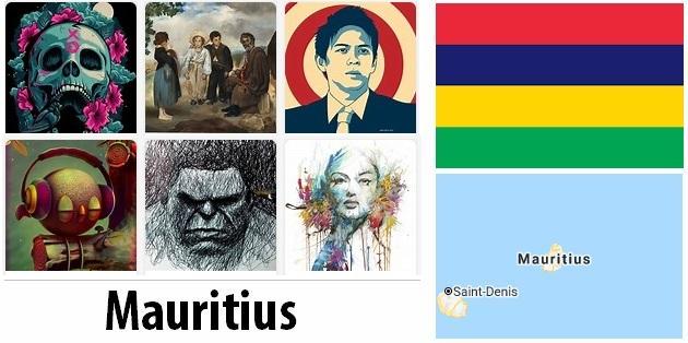 Mauritius Arts and Literature