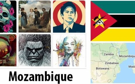 Mozambique Arts and Literature