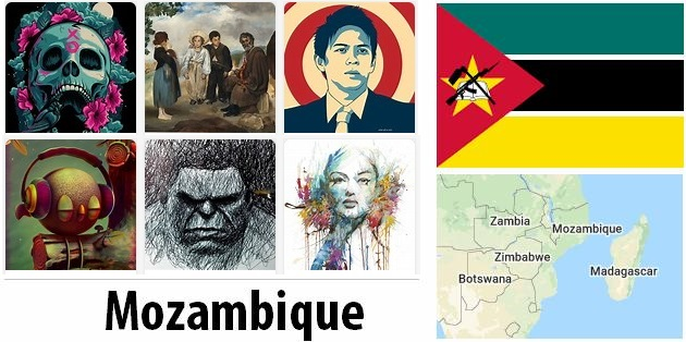 Mozambique Arts and Literature