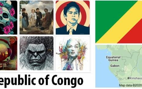Republic of Congo Arts and Literature