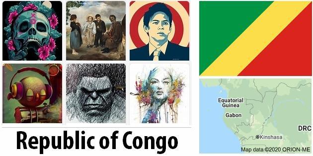 Republic of Congo Arts and Literature