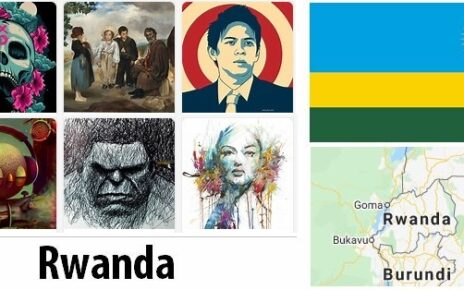 Rwanda Arts and Literature
