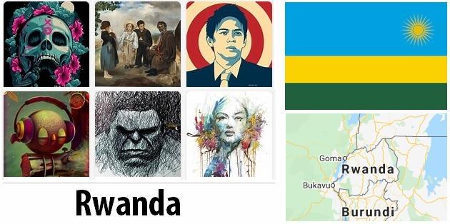 Rwanda Arts and Literature