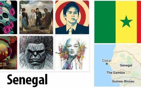 Senegal Arts and Literature