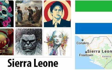 Sierra Leone Arts and Literature