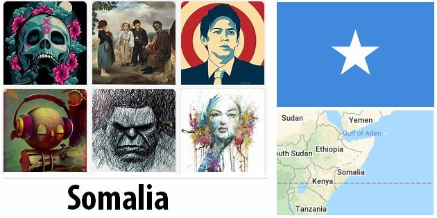 Somalia Arts and Literature