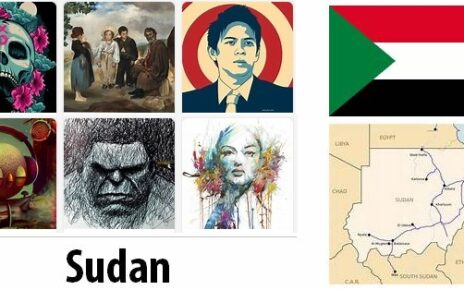 Sudan Arts and Literature