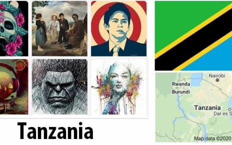 Tanzania Arts and Literature