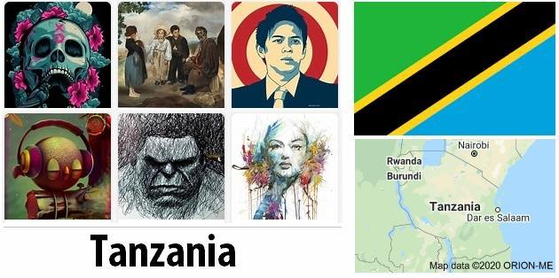 Tanzania Arts and Literature