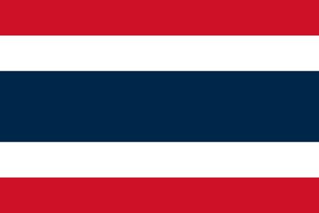Thailand Emoji Flag