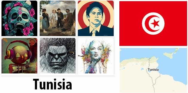 Tunisia Arts and Literature