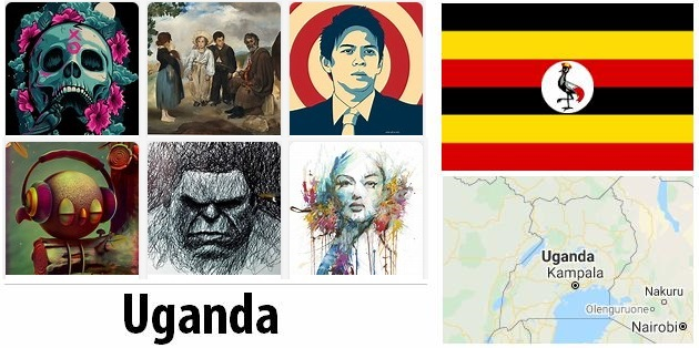 Uganda Arts and Literature