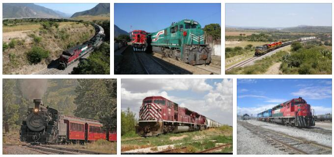 Mexico railroads