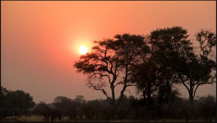 Botswana Landmarks
