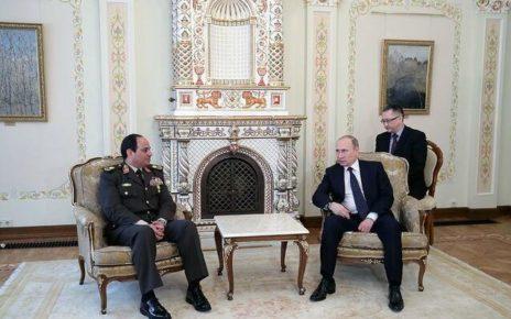 Field Marshal Sisi