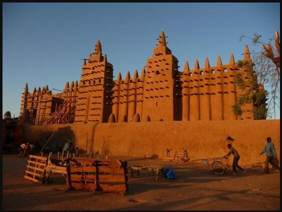 Mali Landmarks