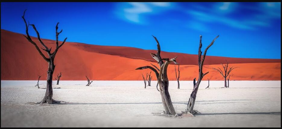 Namibia Landmarks