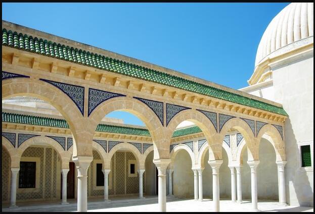 Tunisia Landmarks