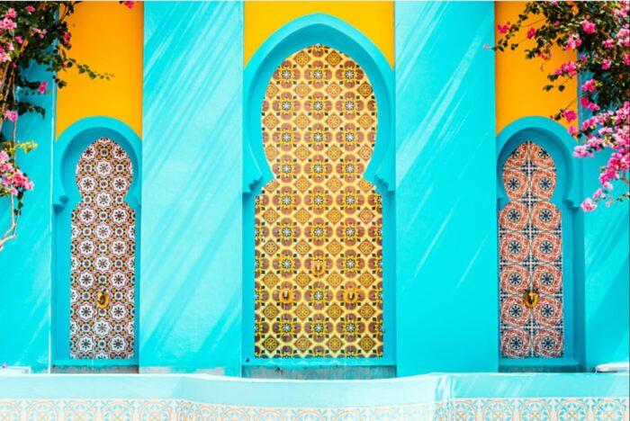 Marrackech - Morocco's fairytale city