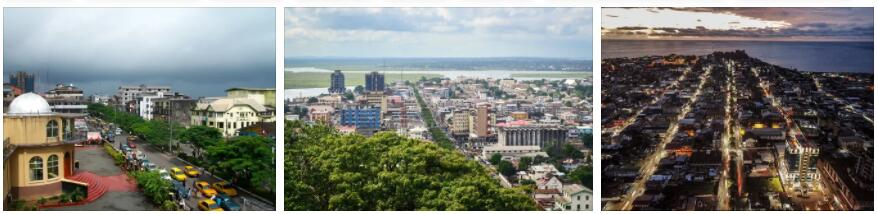 Liberia Travel Overview