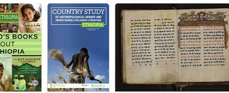 Ethiopia Literature