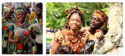 Ivory Coast Culture