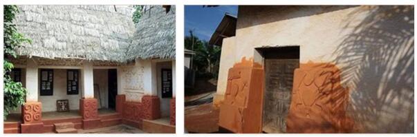 Traditional Ashanti Buildings (World Heritage)