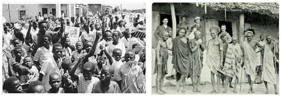 Uganda History